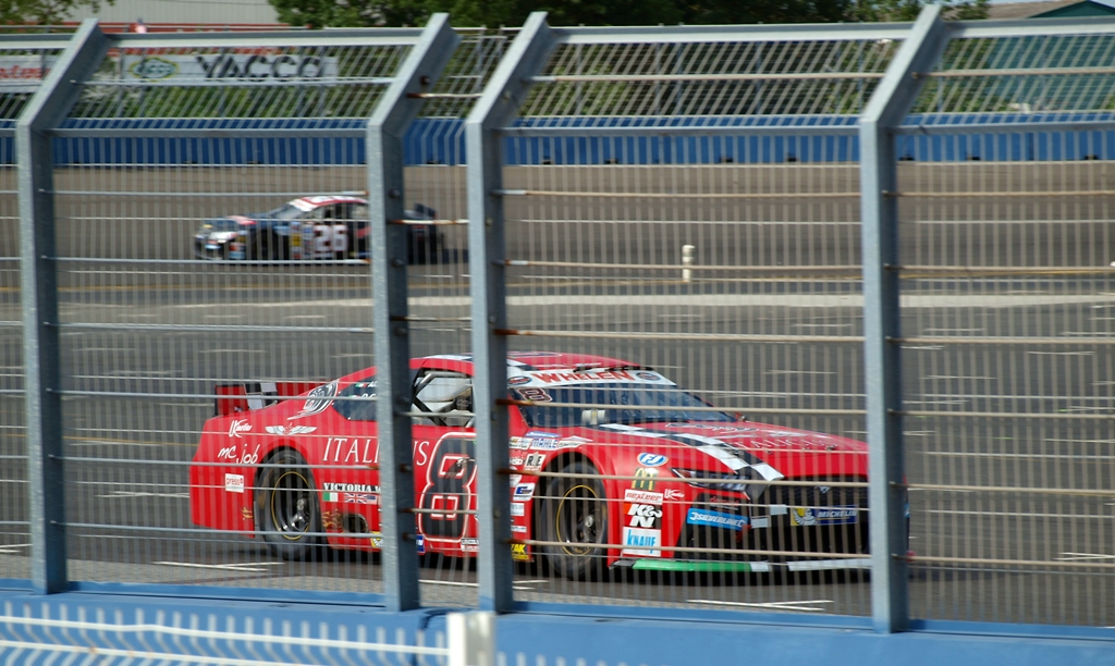 Nascar Tours Speedway