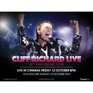 General in Walsall   Walsall General Directory Cliff Richard Live  60th Anniversary