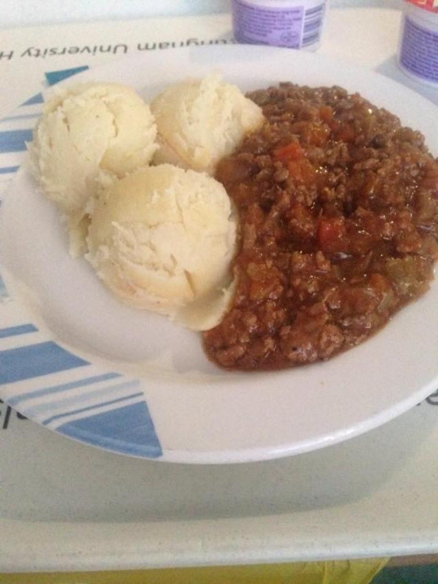 the world class hospital cuisine