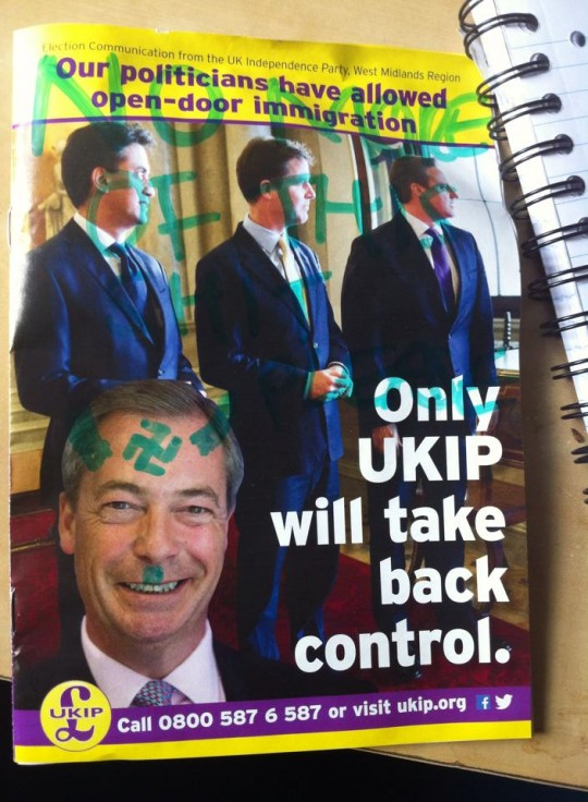 UKIP Farage