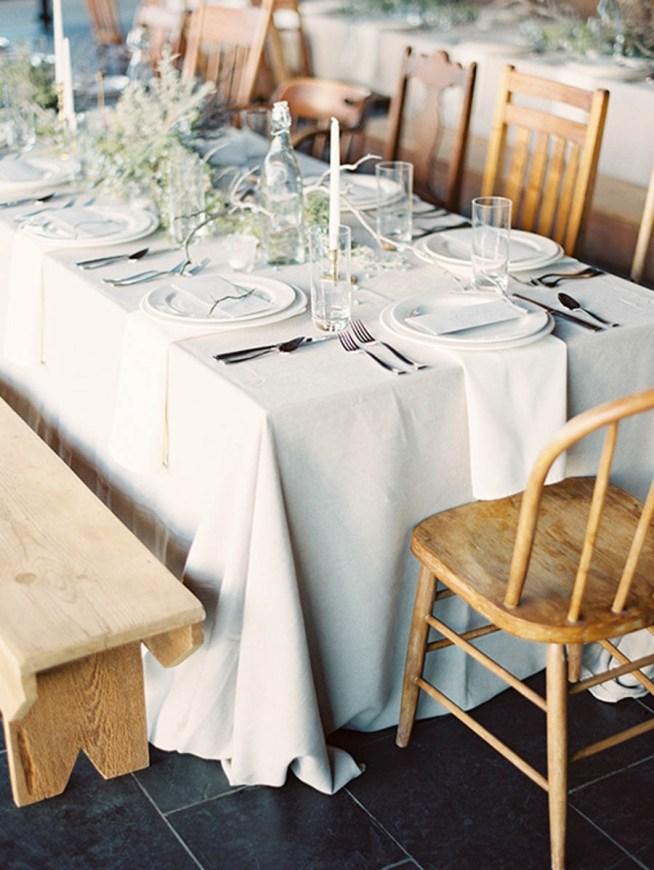 dekorera bordet med naturmaterial Erich mcvey