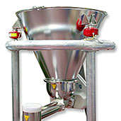 Bulk Gravimetric Feeders