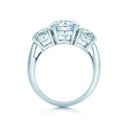 Small Of Round Engagement Rings