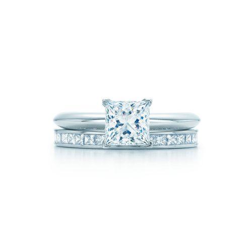 Medium Of Princess Cut Engagement Rings