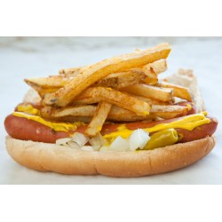 Floor Six Iconic Stands That Hot Vegan Ago Style Hot Dog Recipe Ago Hot Dog Bun Recipe nice food Chicago Hot Dog Recipe