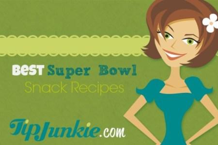 Best Super Bowl Snack Recipes