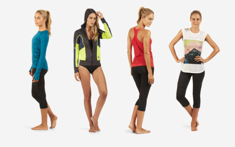 outdoor fitness clothing swim to gym lovesurf