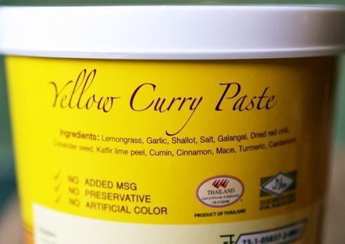 Paleo Thai Red Curry Paste