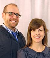 Amy J. Higgins and Frank Angones