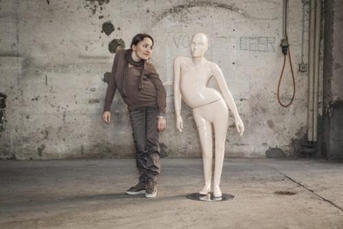 Manequins inspirados em pessoas deficientes questionam padrões de beleza