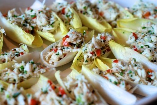 Paleo Crabmeat Salad