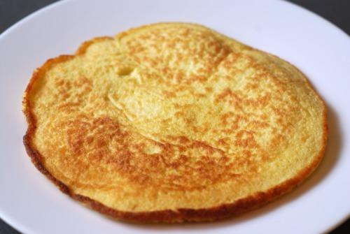 Paleo Savory Rice Pancakes