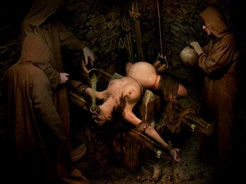 Medieval bondage free video are