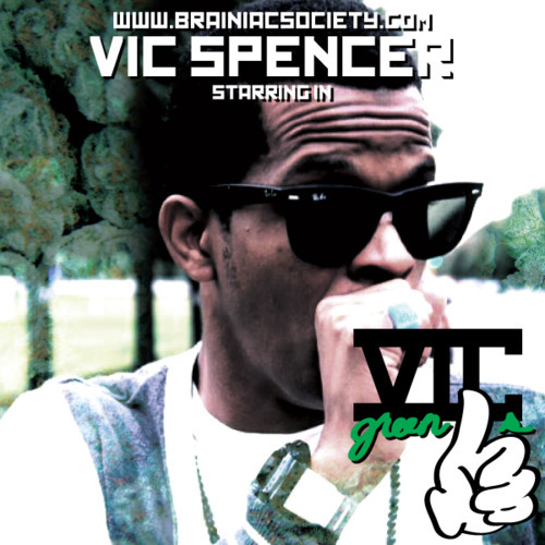 Vic Greenthumbs Front Cover