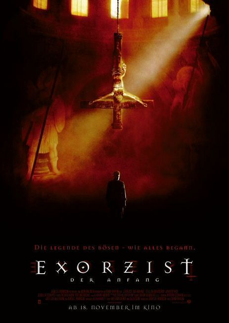 Exorcist: The Beginning (2004) poster