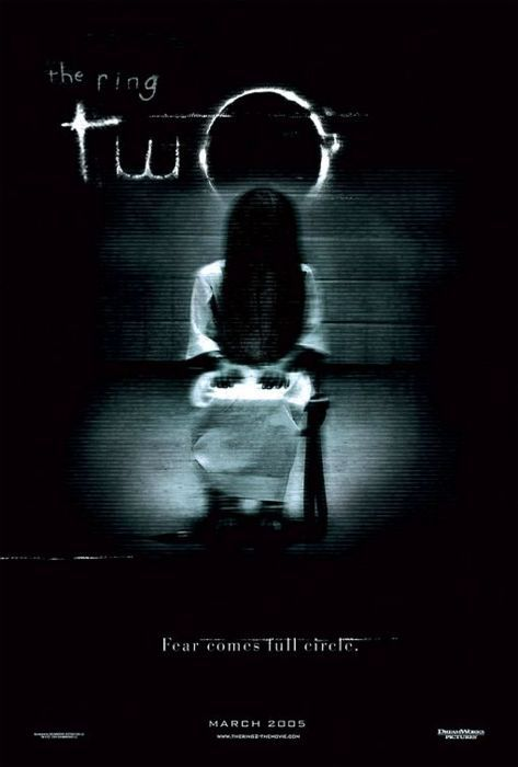 The Ring 2 (2005) poster