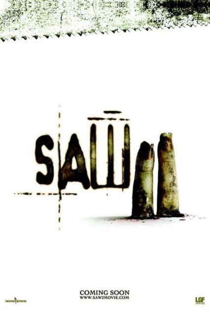 Saw 2 (2005) poster
