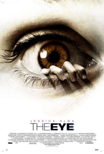 The Eye (2008) poster