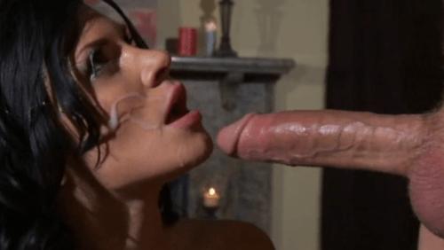 Sie schreit beim sex