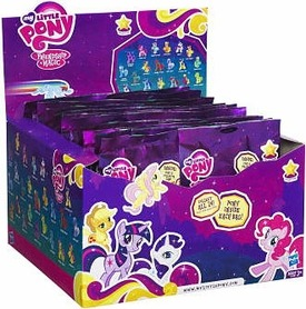 Purple crystal empire blind bag box