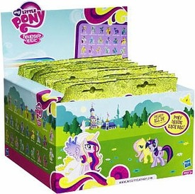 Green pony wedding blind bag box