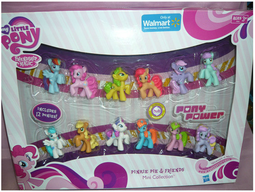 Pony Power Walmart blind bag set