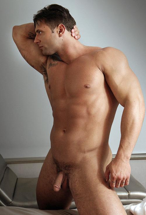 hunky naked men