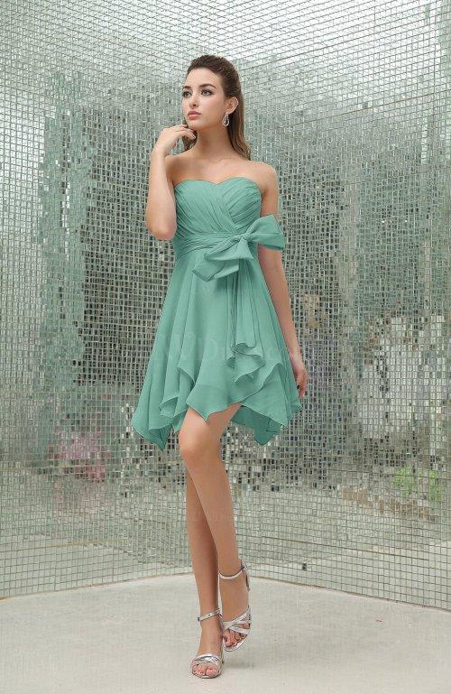 Medium Of Mint Green Dress