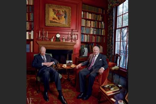 Medium Of David Rockefeller House