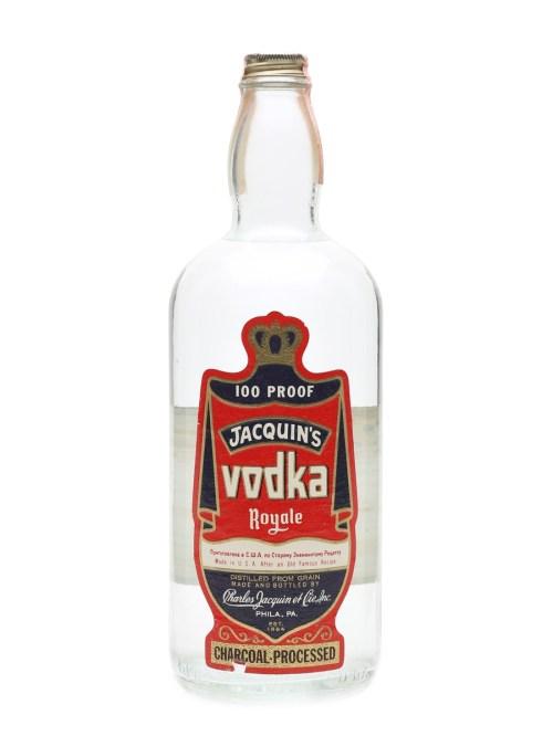 Medium Of 100 Proof Vodka