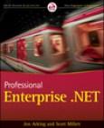 Professional Enterprise .NET Cover