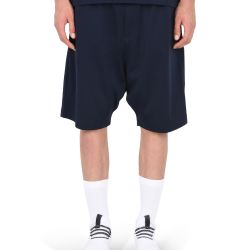 Y 3 3 Stripes Shorts Blue for Men Adidas Y 3 Official Store