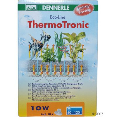 59826 dennerle ThermoTronic 1 Aquarium   Techniek in het aquarium