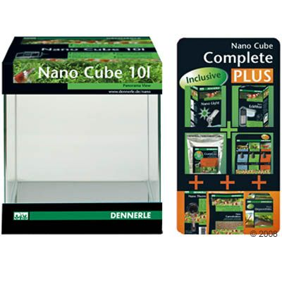 99839 dennerle nanocube 10 1 Aquarium   Beginnerssets