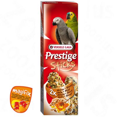 295937 versele sticks papagei 3 Vogelsnacks   Crackers