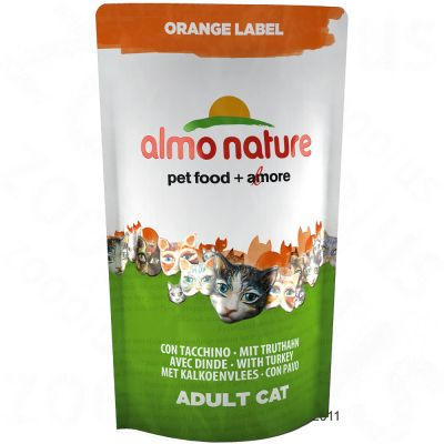 238985 almonature orange tro pute 6 Kattenvoeding   Droog   Zooplus