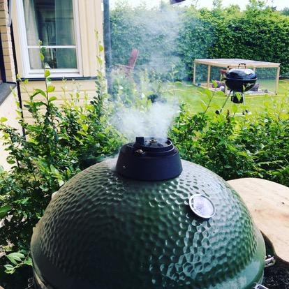 Nationaldagen firas med grill!