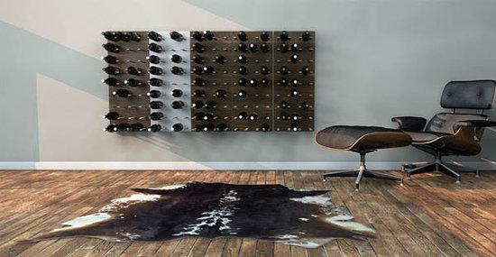 STACT modular wine rack