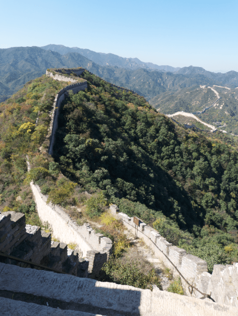 The original Great Wall of China