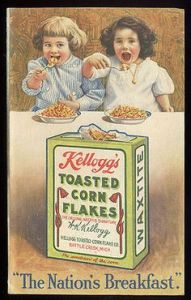 Corn Flakes vs. the libido?
