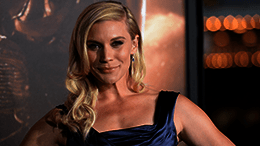 We Put Katee Sackhoff's Space Movie Knowledge To The Test