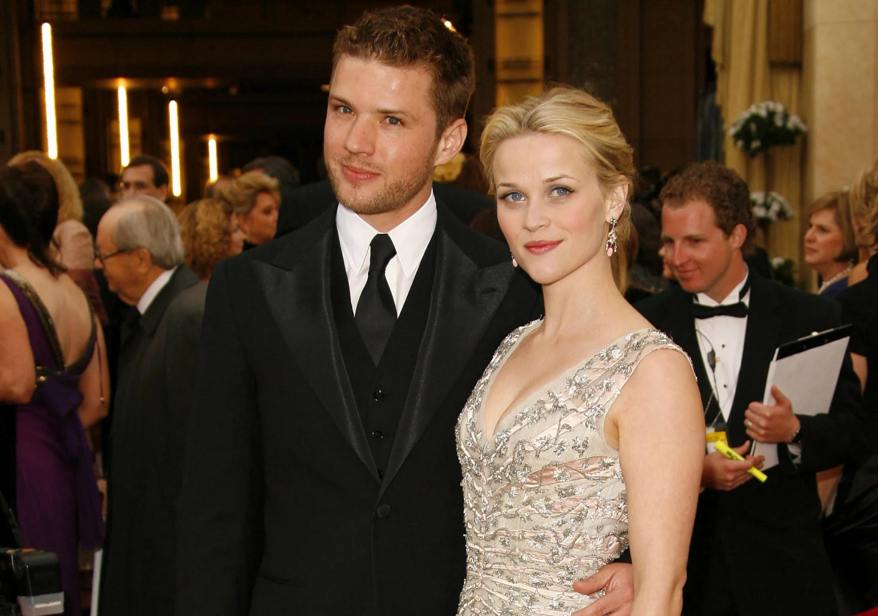 Reese Witherspoon Net Worth Income Source Career  House cars     Talking about her personal life  Reese Witherspoon got married to Actor  Ryan Phillippe on June 5  1999  at Old Wide Awake Plantation