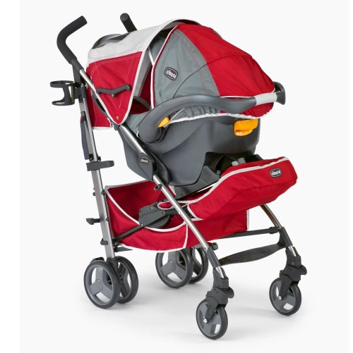 Medium Of Snap And Go Stroller