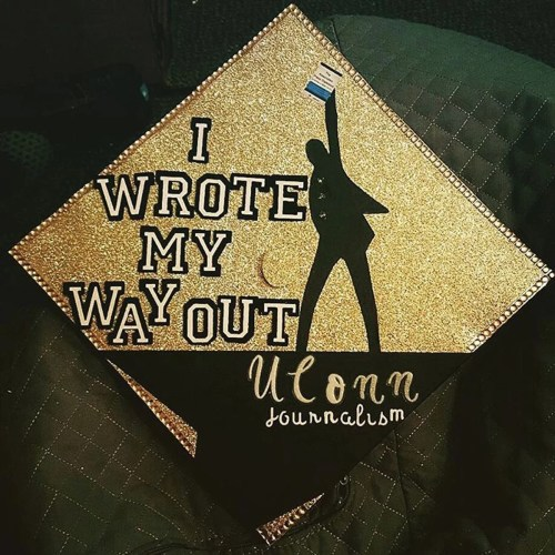 Medium Crop Of Graduation Cap Decorations