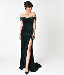 Small Of Hunter Green Dress