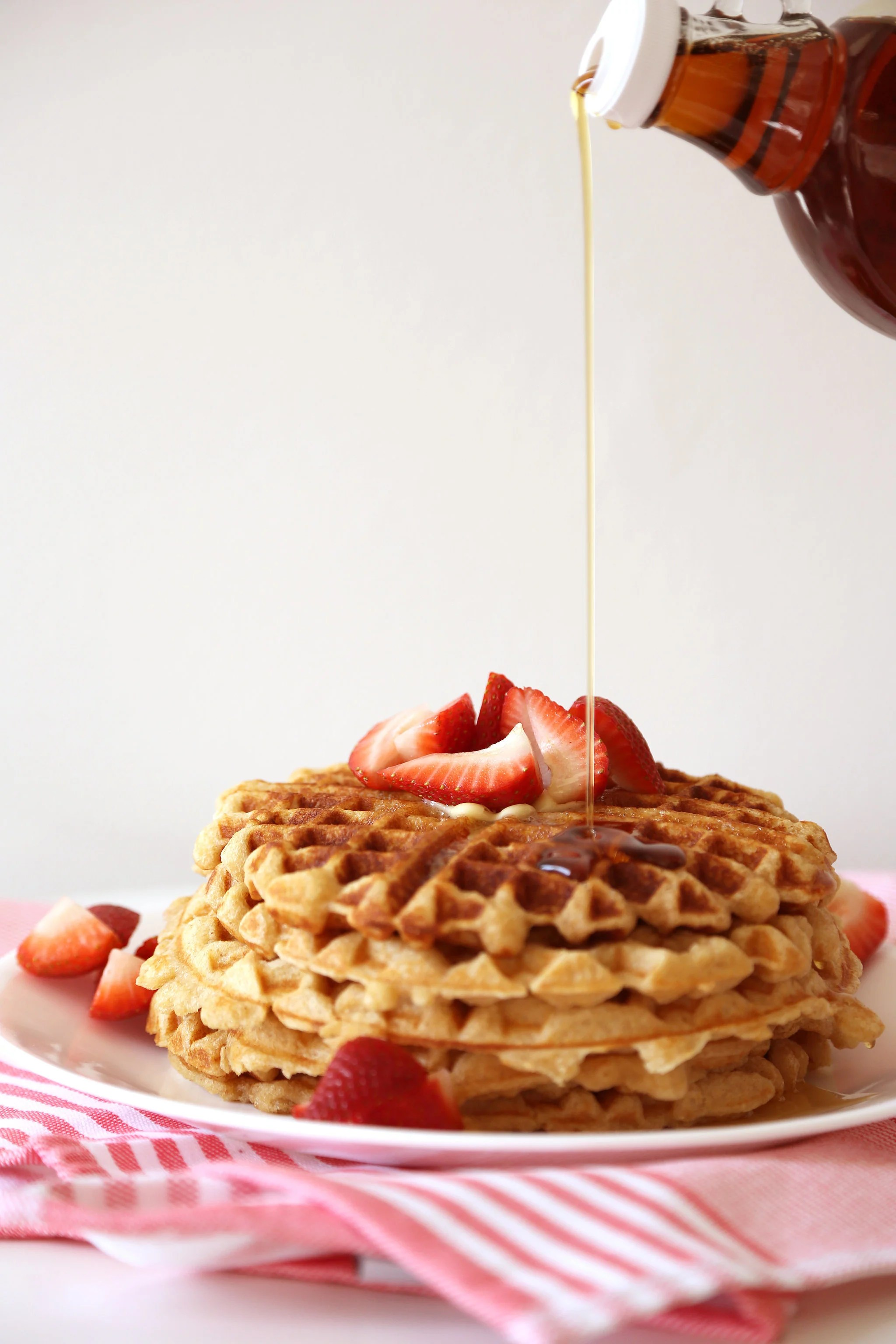 Double Start Whipping Up How Chefs Make Waffles Popsugar Food Waffles Seem So But Small Changes Can Make Big Differences Aka S Resorting To Premade Stuff nice food Pioneer Woman Waffles