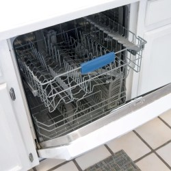 Enthralling Washing But What Happens To All Bits Food Your Dishwasher Is Made Or Grime That Get Washed Y How To Clean Your Dishwasher Popsugar Living
