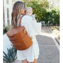 Small Crop Of Fawn Diaper Bag