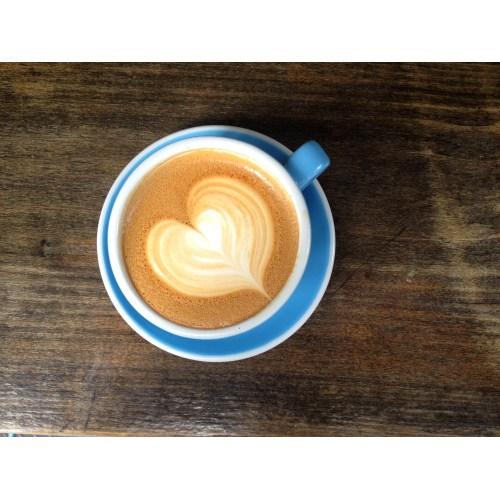 Medium Crop Of Coffee Cup Heart