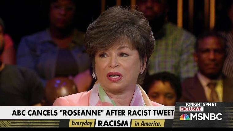 Rev  Sharpton  Roseanne tweet shows Trump  normalizing  racism The Beat with Ari Melber